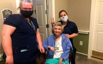 Honoring Wickshire's Front Line for Nursing Assistants' Week