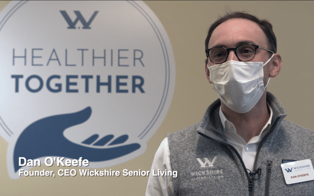 Wickshire Residents Receive Priority With COVID-19 Vaccine