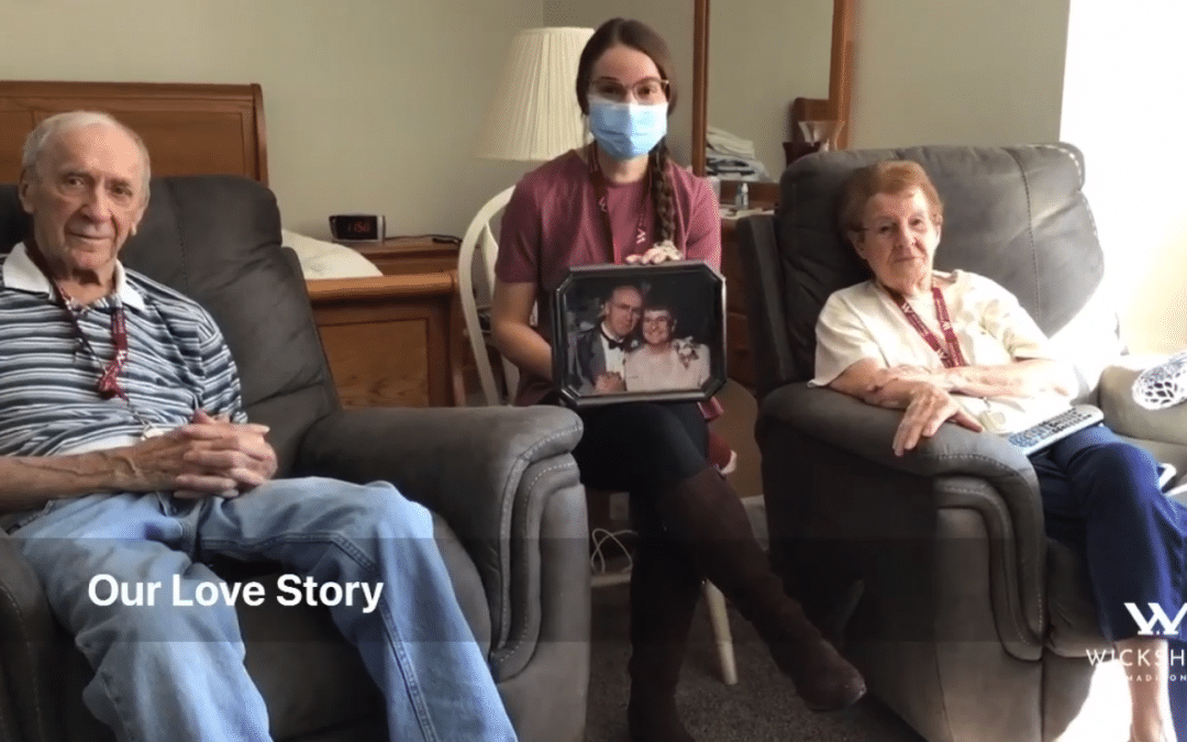 Love Stories: Presented By Wickshire Senior Living