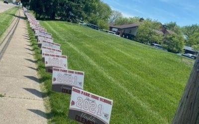 Local Senior Living Community Celebrates 2021 Graduating Seniors