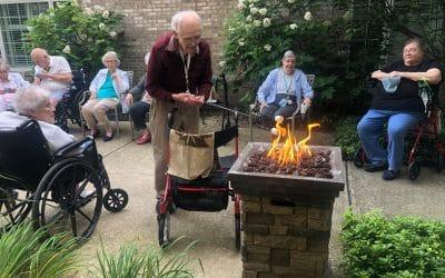 Local Senior Fulfills Wish List At 4H Camp Clifton